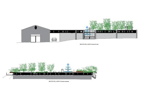 Diseño y creación de espacios.