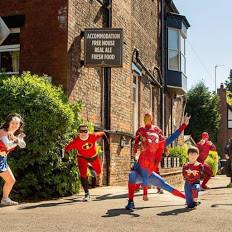 Superheroes of Sale