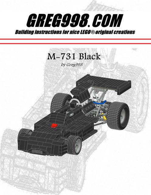 M731 Black