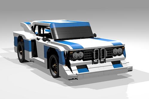 320i White/Blue