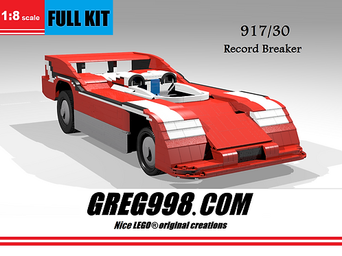 FULL KIT:  917/30 Record Breaker