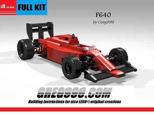 FULL KIT: F640