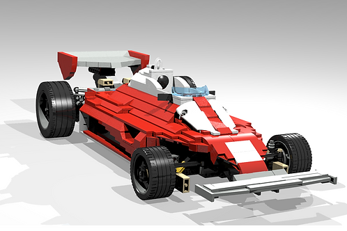 T2 Racecar