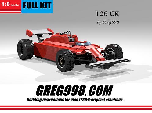 FULL KIT: 126 CK