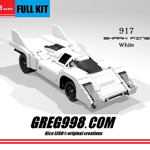 FULL KIT: 917 Shark Fins