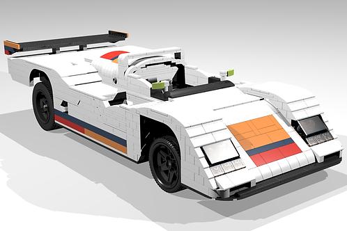 K8 Spyder sportscar