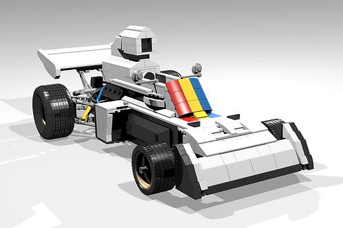 T-006 FC racecar