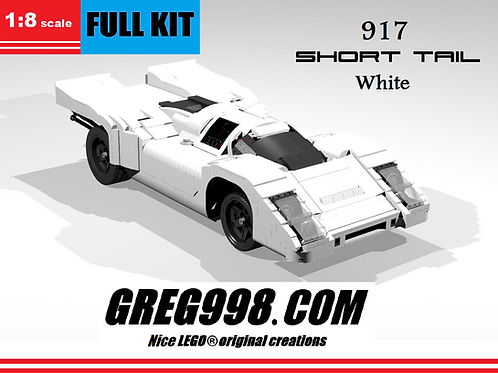 FULL KIT: 917 Short Tail