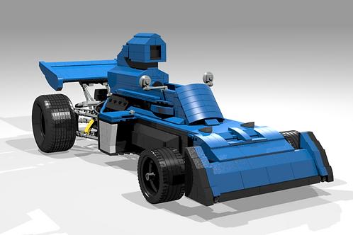 T-006 racecar