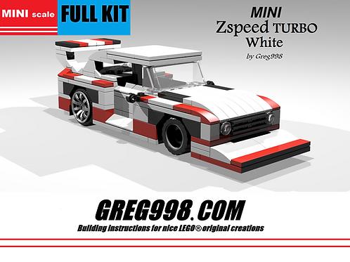 FULL KIT: Mini Zspeed Turbo