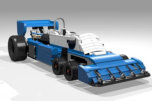 P34B racecar