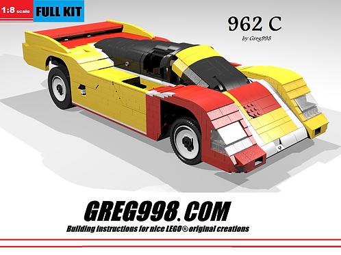 FULL KIT: 962C
