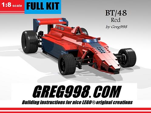 FULL KIT: BT/48 Red