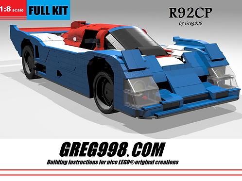 FULL KIT: R92CP