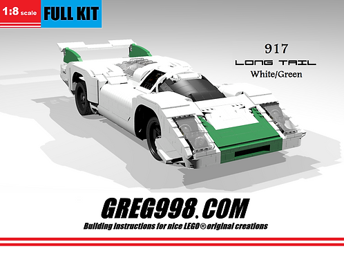FULL KIT: 917 Long Tail