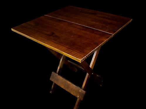 Mesa de madeira de Bar