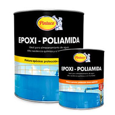 Epoxi poliamida pintura epoxica Pintuco