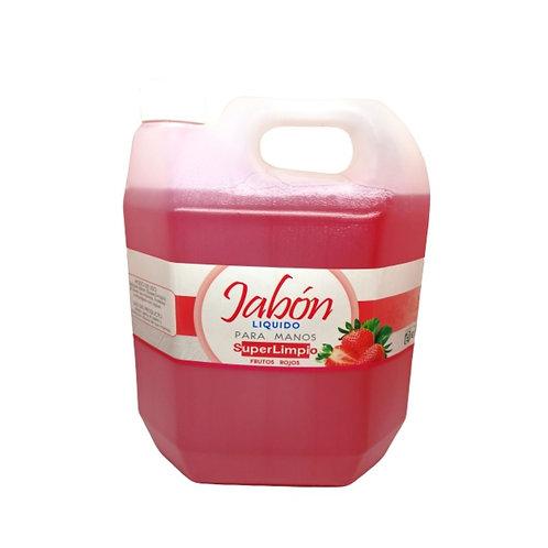 Jabón liquido de manos