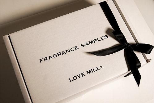 Wax Melt Fragrance Samples