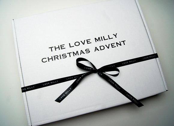 The Love Milly Christmas Advent