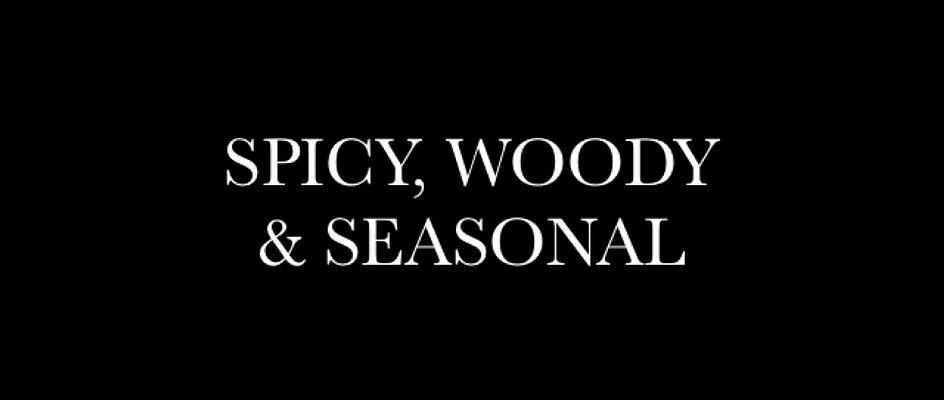 2: Deluxe Sample Box - Spicy, Woody & Seasonal