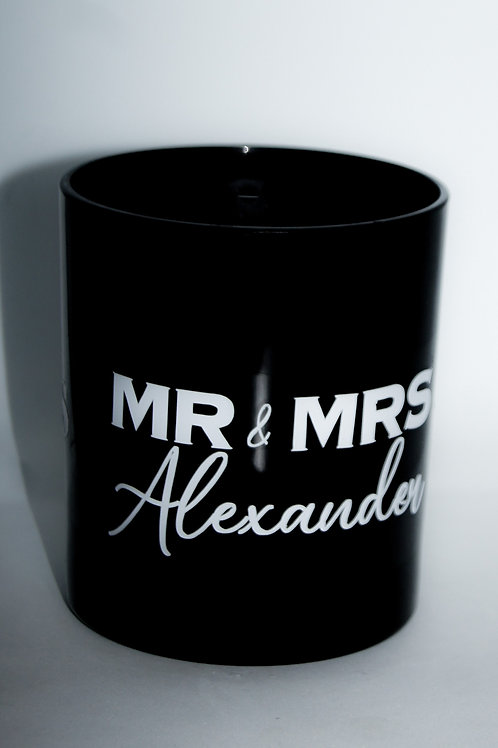 The Mr & Mrs Candle