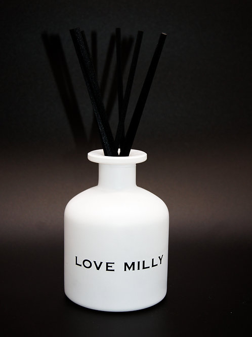The LM Reed Diffuser Matte White