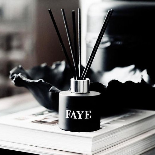 'Make it Personal' - Fragrance Diffuser Matte Black