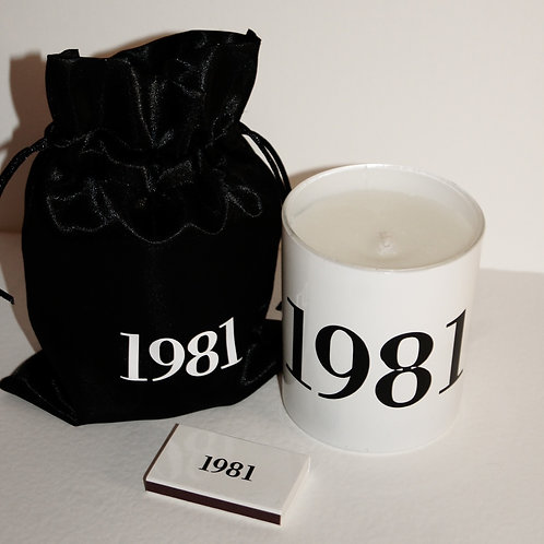 'The Best Year' Candle Gift Set