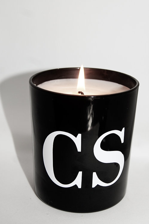 Initial Alphabet Candle