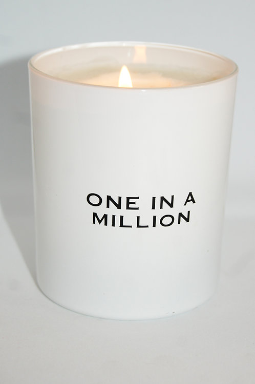 'One In A Million' Candle Votive
