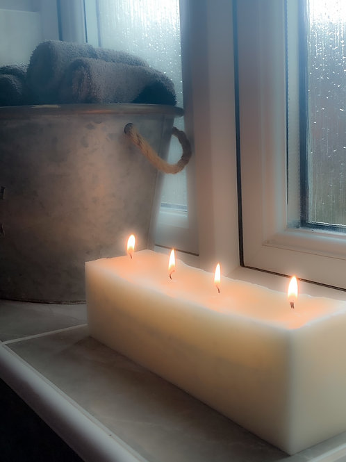 4 Wick - Block Candle