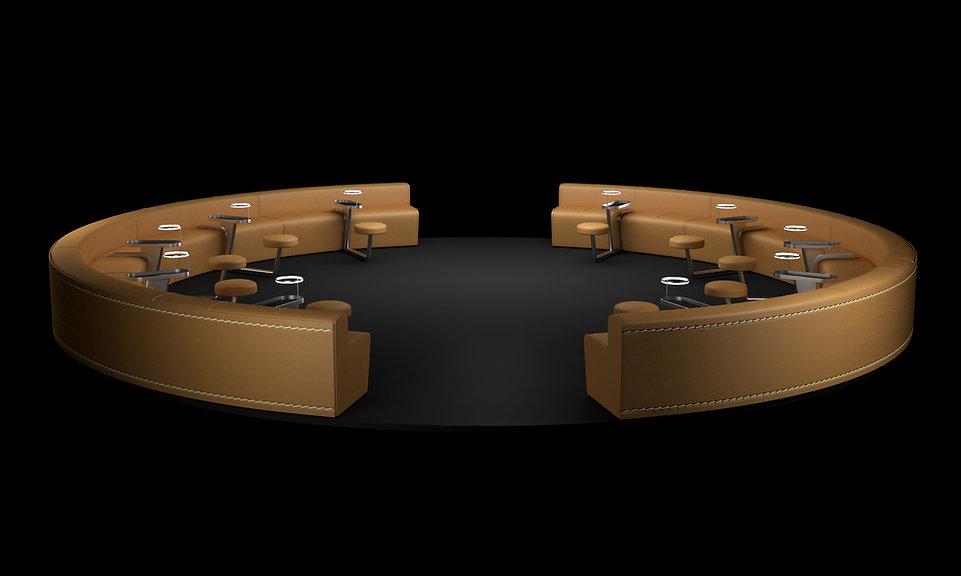 design d'espace Bell & Ross  avignon création benoitredard.fr