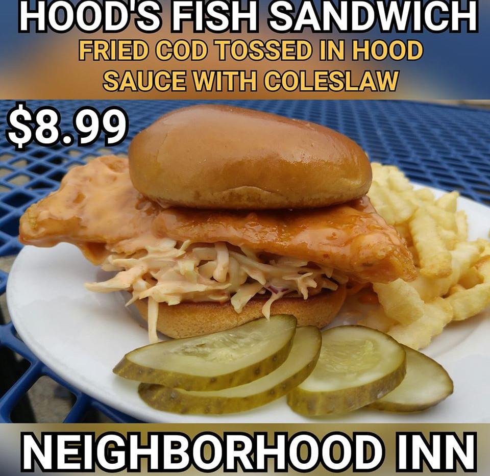 HOOD FISH SANDWICH