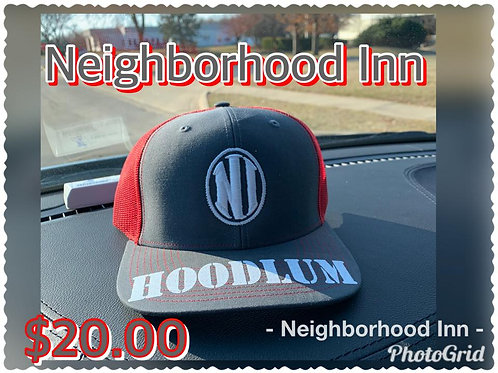 Hoodlum Hat