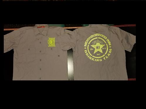 Men's Anniversary Mechanic Shirts