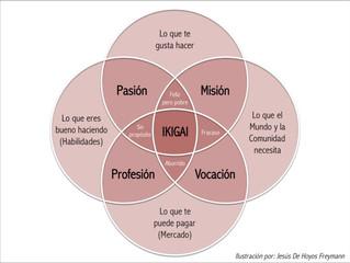 IKIGAI: nuestro propósito en la vida y la razón para levantarse cada mañana