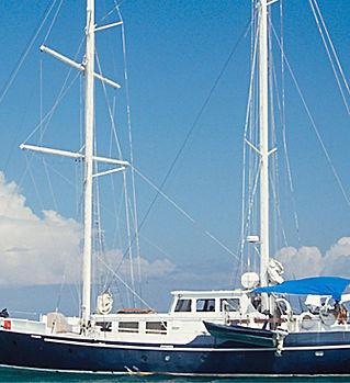 Imbarcazione a vela