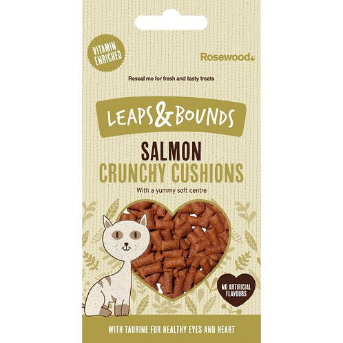 Leaps & Bounds Crunchy Cushions 60g
