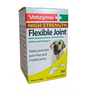Vetzyme High-Strength Flexible Tablets