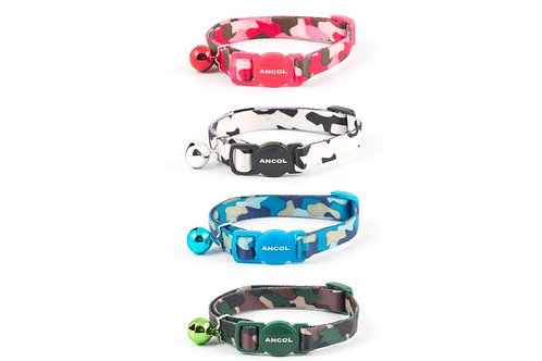 Ancol Cammo  Safety Cat Collar