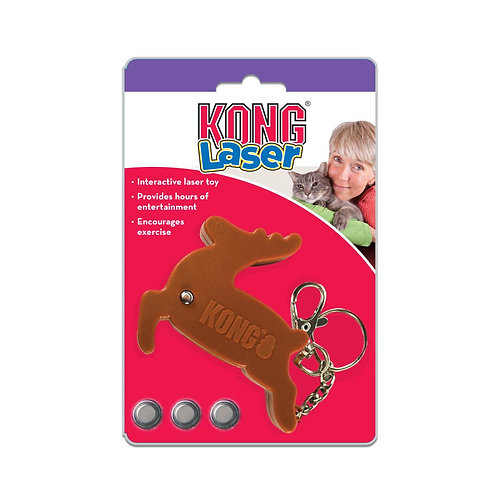 Kong Reindeer Laser
