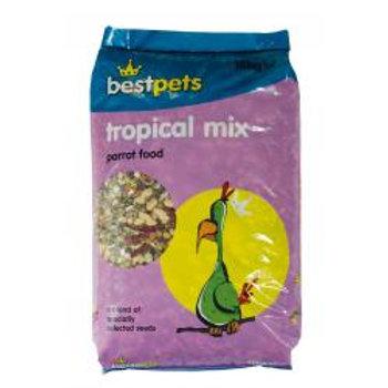 Bestpets Tropical Parrot Food