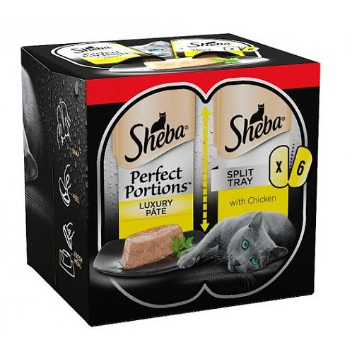 Sheba Perfect Portions In Loaf 3x(2x37.5g)