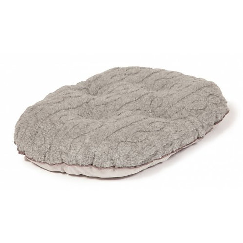Bobble Soft Pewter Quilted Mattress