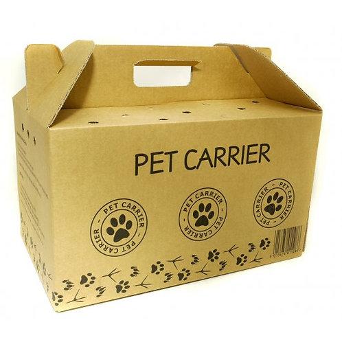 Cardboard Pet Carrier 460x363x253mm