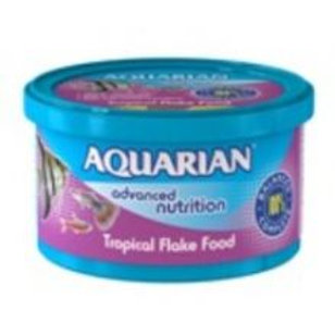 Aquarian Tropical Flake Food 25g
