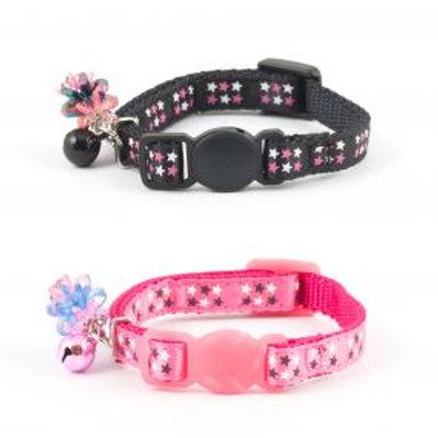 Ancol Safety Buckle Luxury Jewel Kitten Collar