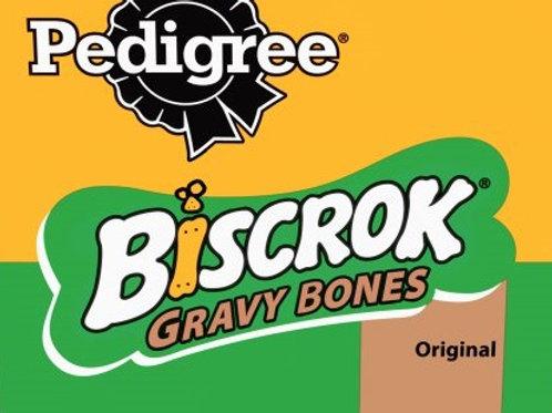 Pedigree Biscrok Gravy Bones Original