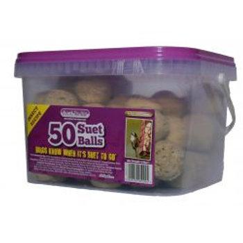 Suet To Go 50 Suet Balls Tub